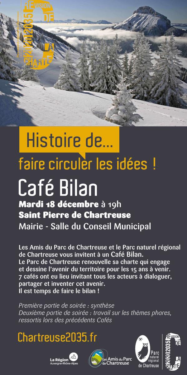 Café Bilan du Parc de Chartreuse