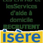 Les EHPAD et les Services d'aide à domicile recrutent